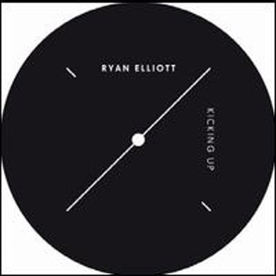 Ryan Elliott KICKING UP Vinyl Record