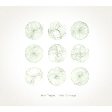 Ryan Teague FIELD DRAWINGS CD