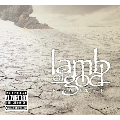 Lamb Of God RESOLUTION CD