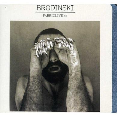 Brodinski FABRICLIVE 60 CD
