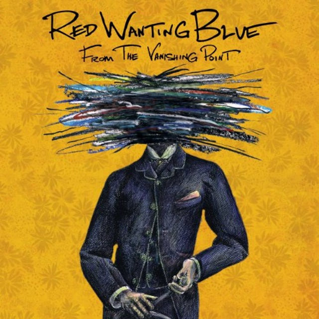 Red Wanting Blue FROM THE VANISHING POINT Vinyl Record