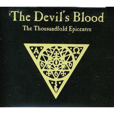 Devil'S Blood THOUSANDFOLD EPICENTRE CD