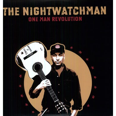 Tom Morello: the Nightwatchman ONE MAN REVOLUTION Vinyl Record