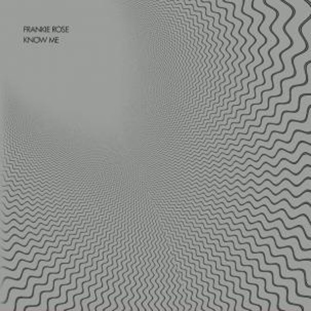 Frankie Rose KNOW ME Vinyl Record