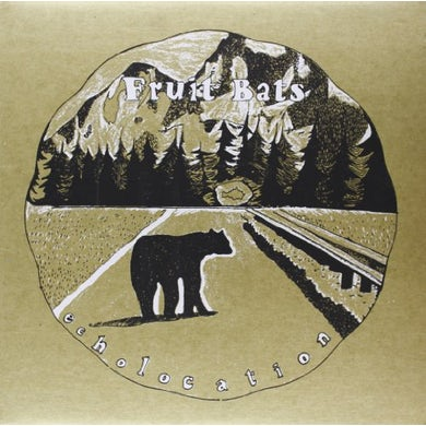 Fruit Bats ECHOLATION Vinyl Record