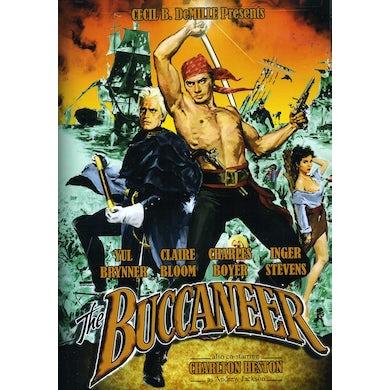 BUCCANEER (1958) DVD