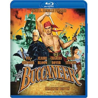 BUCCANEER (1958) Blu-ray