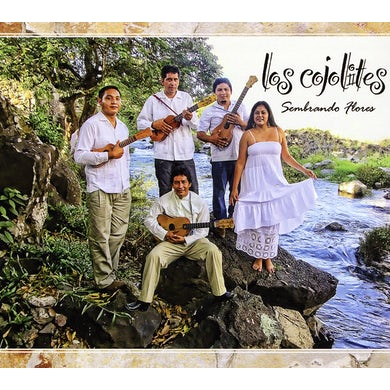 Cojolites SEMBRANDO FLORES CD