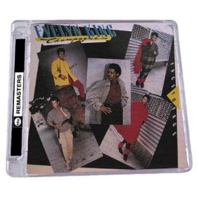 Evelyn Champagne King FACE TO FACE CD