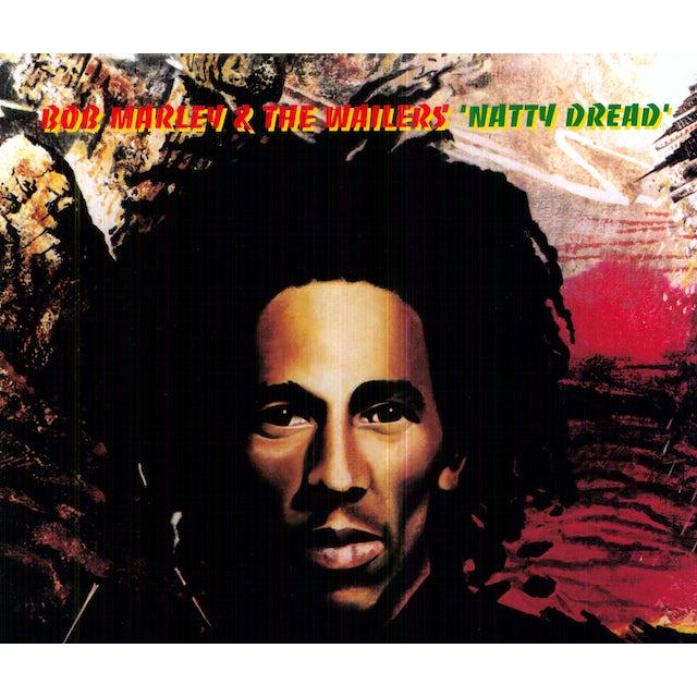 Bob Marley NATTY DREAD Vinyl Record - Holland Release