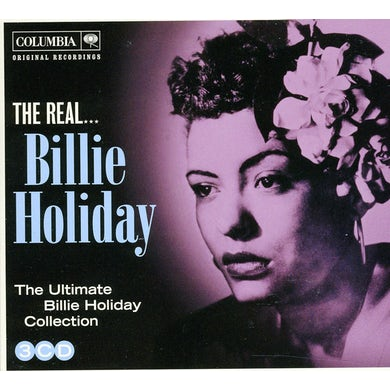 Billie Holiday REAL CD