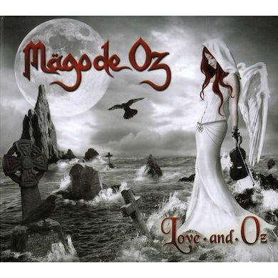 LOVE & OZ CD