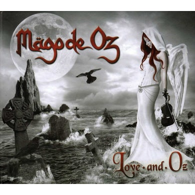Mago De Oz LOVE & OZ CD
