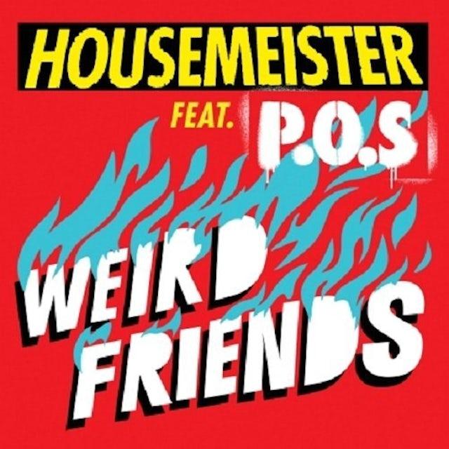 Housemeister WEIRD FRIENDS Vinyl Record