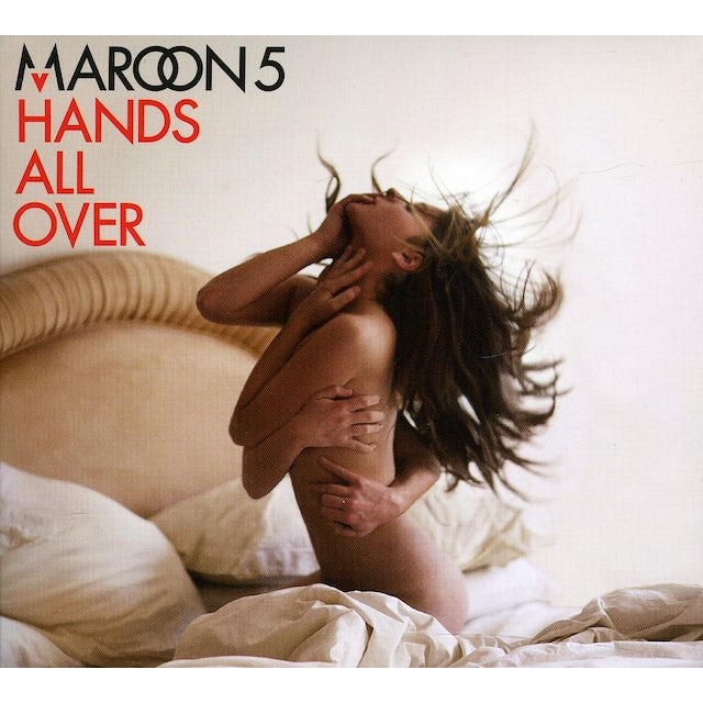 Maroon 5 HANDS ALL OVER CD