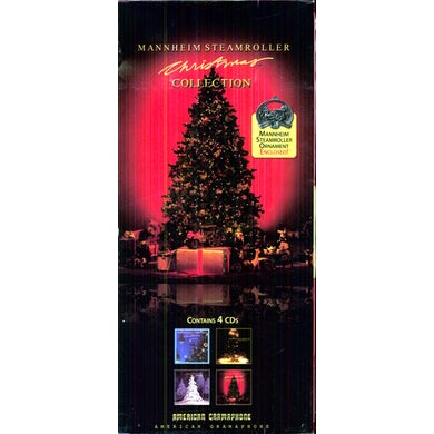 Mannheim Steamroller CHRISTMAS COLLECTION CD