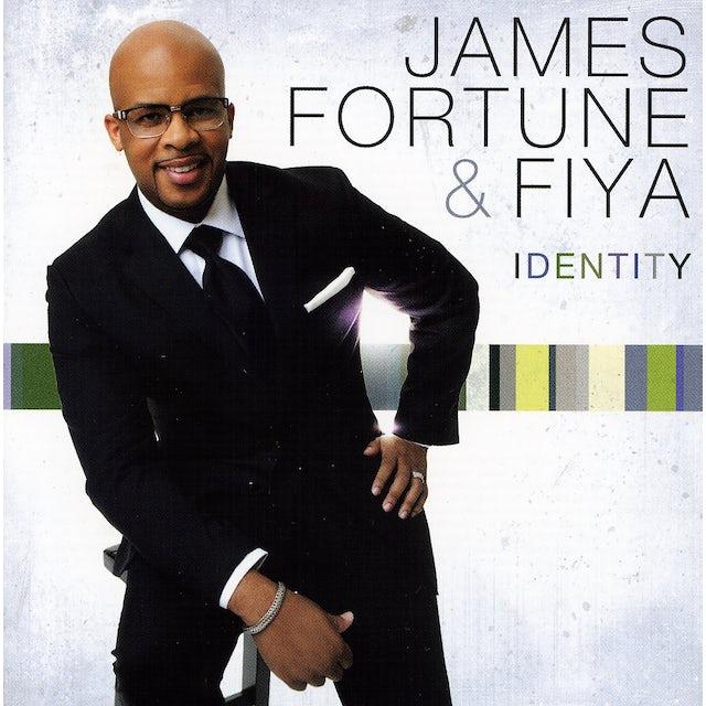 James Fortune & FIYA IDENTITY CD