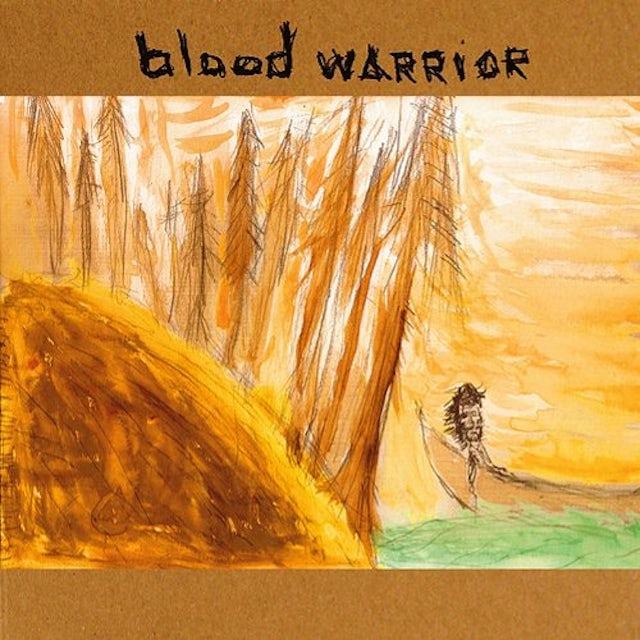 Blood Warrior Vinyl Record - w/CD