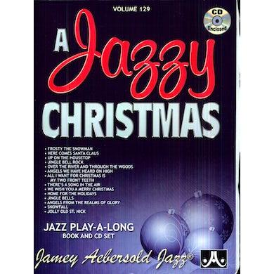 Jamey Aebersold JAZZY CHRISTMAS CD