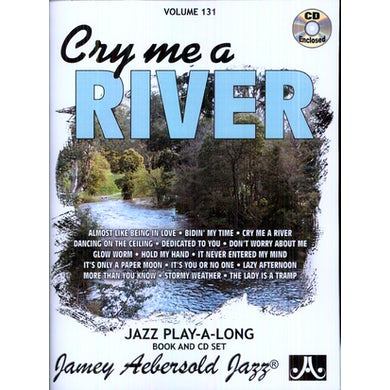 Jamey Aebersold CRY ME A RIVER CD