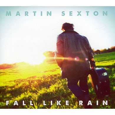 Martin Sexton FALL LIKE RAIN CD