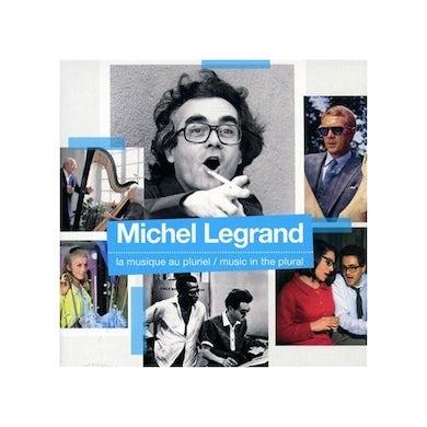 Michel Legrand MUSIQUE AU PLURIEL CD