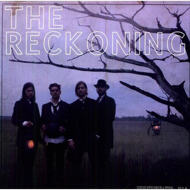 Needtobreathe RECKONING Vinyl Record