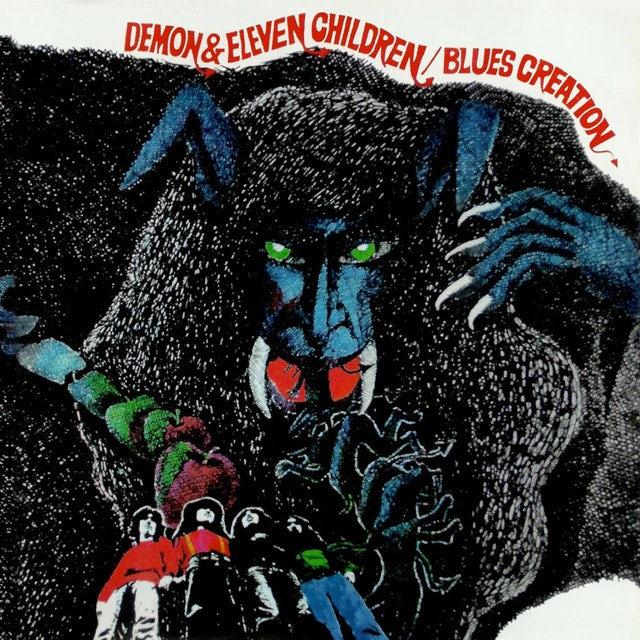Blues Creation DEMON & ELEVEN CHILDREN Vinyl Record