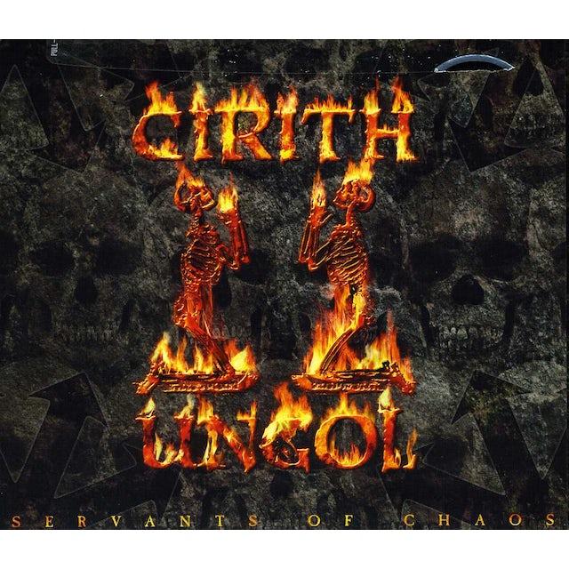 Cirith Ungol SERVANTS OF CHAOS CD