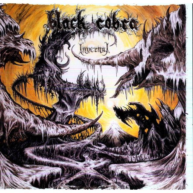 Black Cobra INVERNAL Vinyl Record