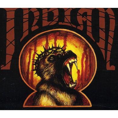 Indian UNQUIET SKY CD