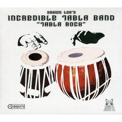 Shawn Lee TABLA ROCK CD