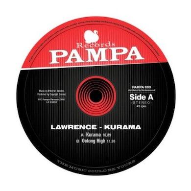 Lawrence KURAMA Vinyl Record