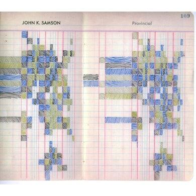 John K. Samson PROVINCIAL CD