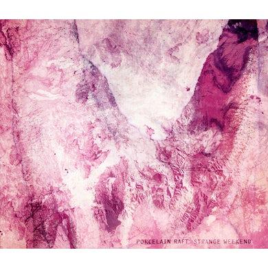 Porcelain Raft STRANGE WEEKEND CD