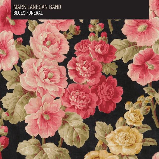 Mark Lanegan BLUES FUNERAL CD