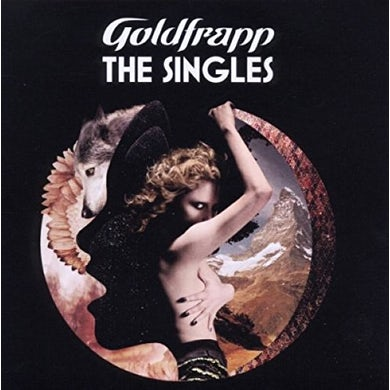 Goldfrapp SINGLES CD