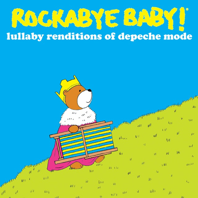 Rockabye Baby LULLABY RENDITIONS OF DEPECHE MODE CD