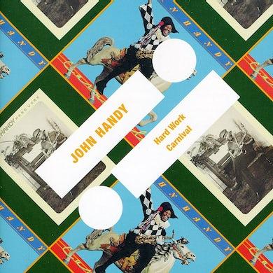 John Handy HARD WORK / CARNIVAL CD
