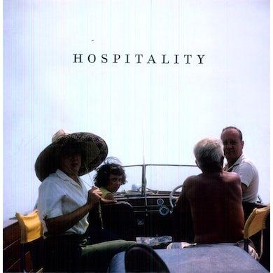 HOSPITALITY Vinyl Record