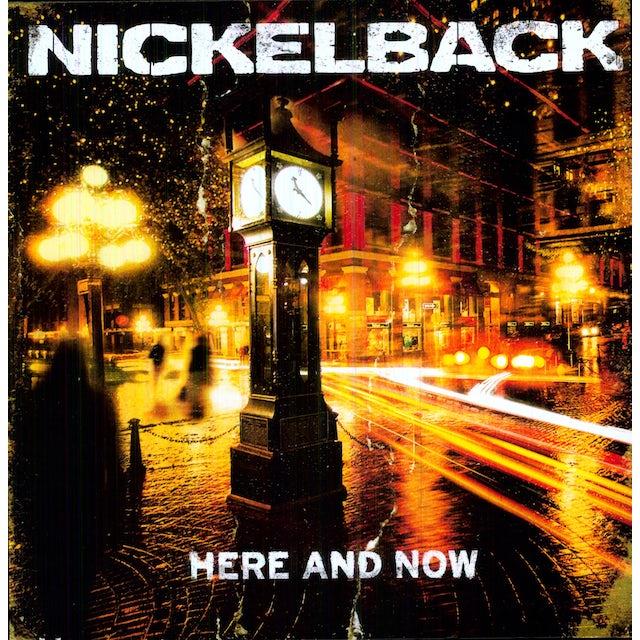 Nickelback HERE & NOW Vinyl Record