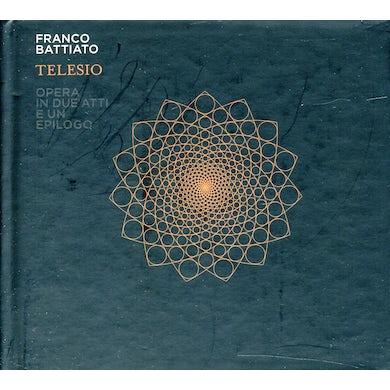 Franco Battiato TELESIO CD