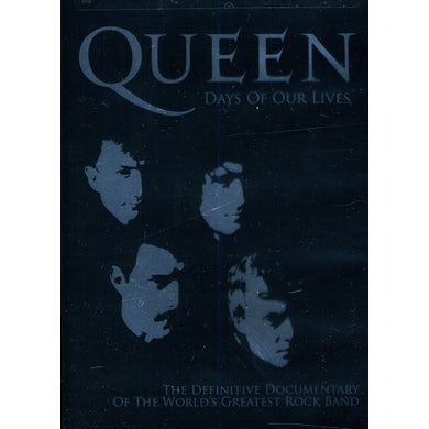 Queen DAYS OF OUR LIVES DVD