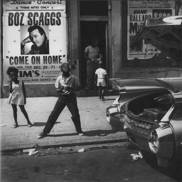 Boz Scaggs COME ON HOME Vinyl Record - Limited Edition, 180 Gram Pressing