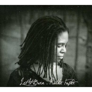 Ruthie Foster LET IT BURN CD
