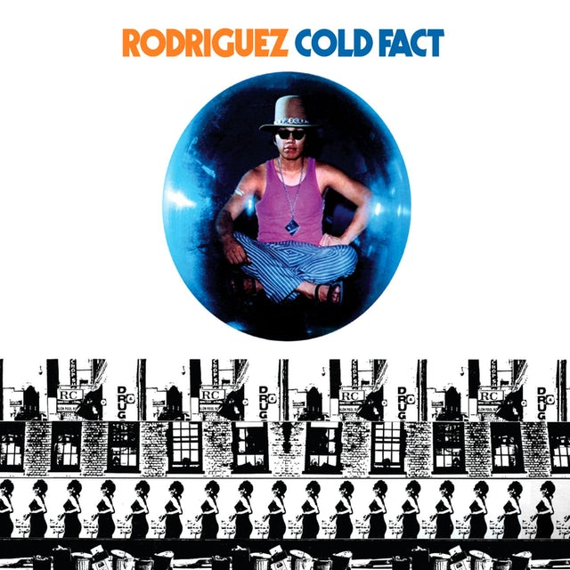 Rodriguez COLD FACT Vinyl Record