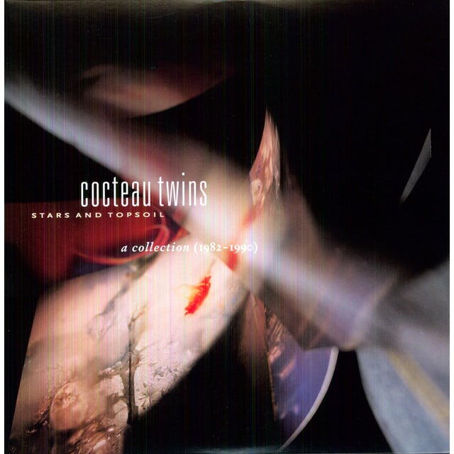 Cocteau Twins STARS & TOPSOIL: A COLLECTION 1982-1990 Vinyl Record