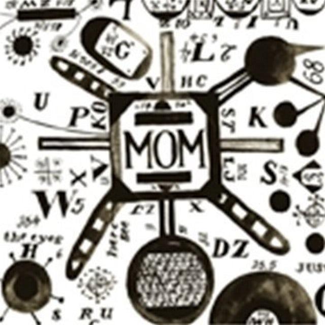 Mouse On Mars PARASTROPHICS Vinyl Record
