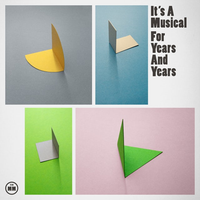 It'S A Musical FOR YEARS & YEARS Vinyl Record