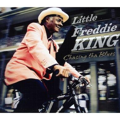 Freddie King CHASING THA BLUES CD